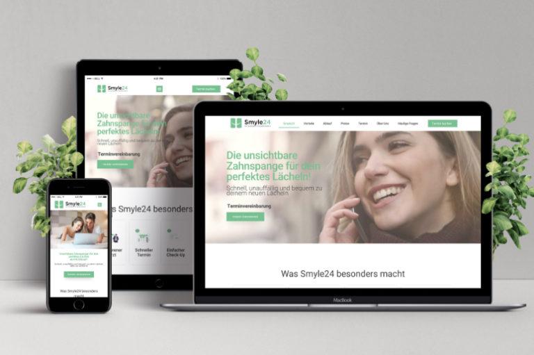 Wartung & Service für Websites für Ärzte